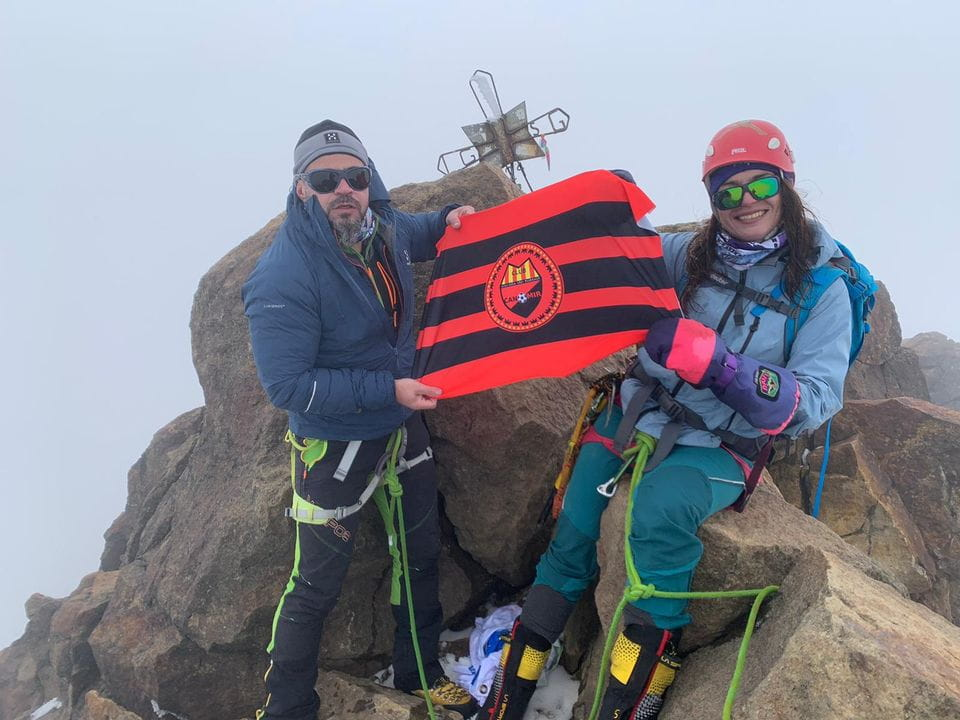 #CEFCabMir #Nolimits Volcà Illiniza (Equador)
