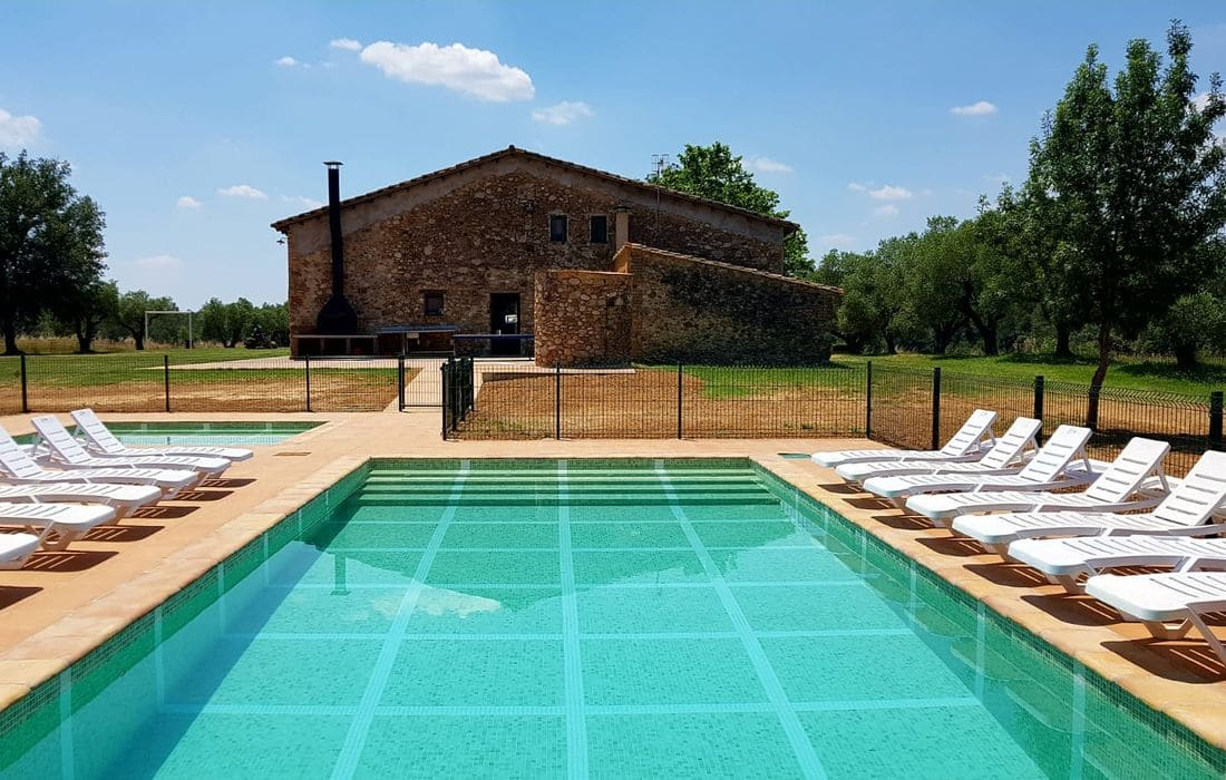 Priviliged location between Olot - Banyoles - Figueres