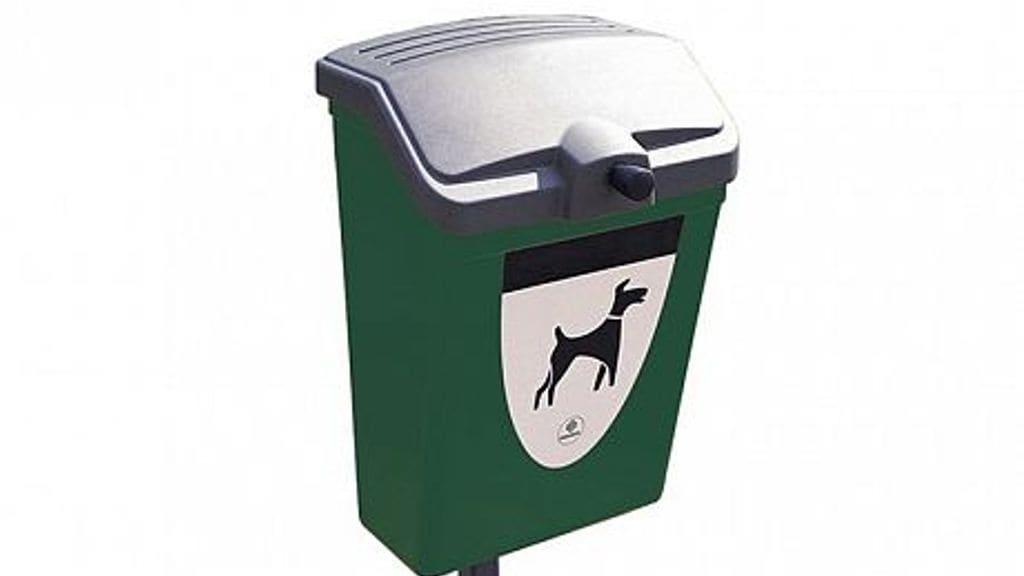Agility Paperera Canina