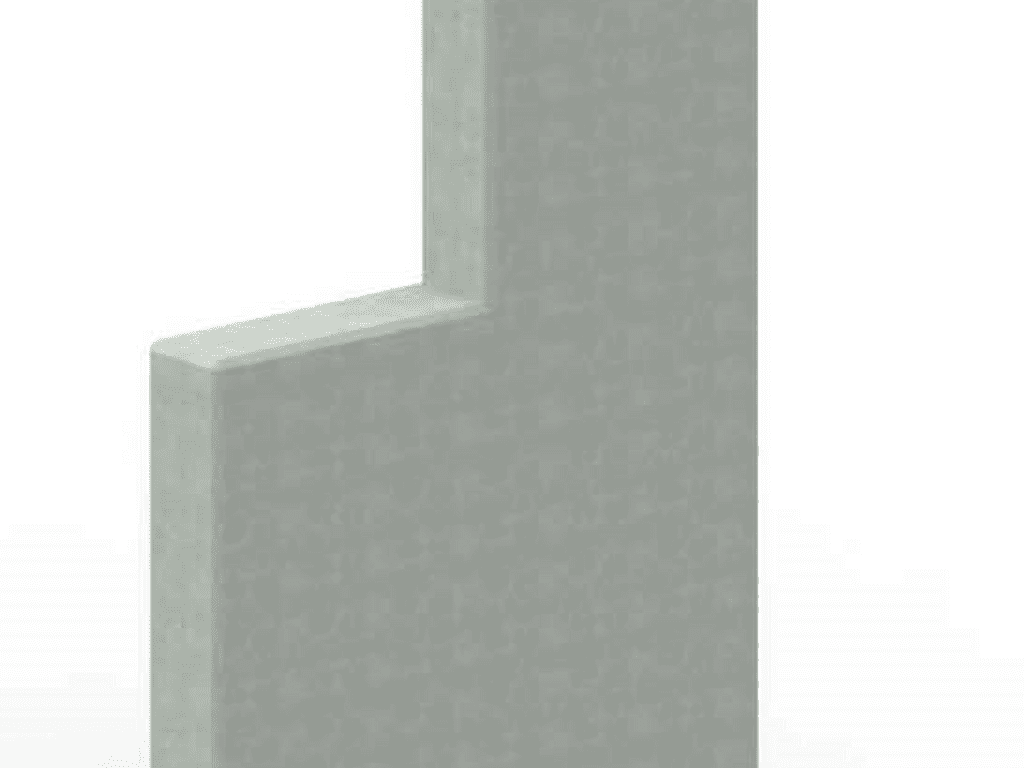 Parkour Bloc de Formigó en forma Esglaó
