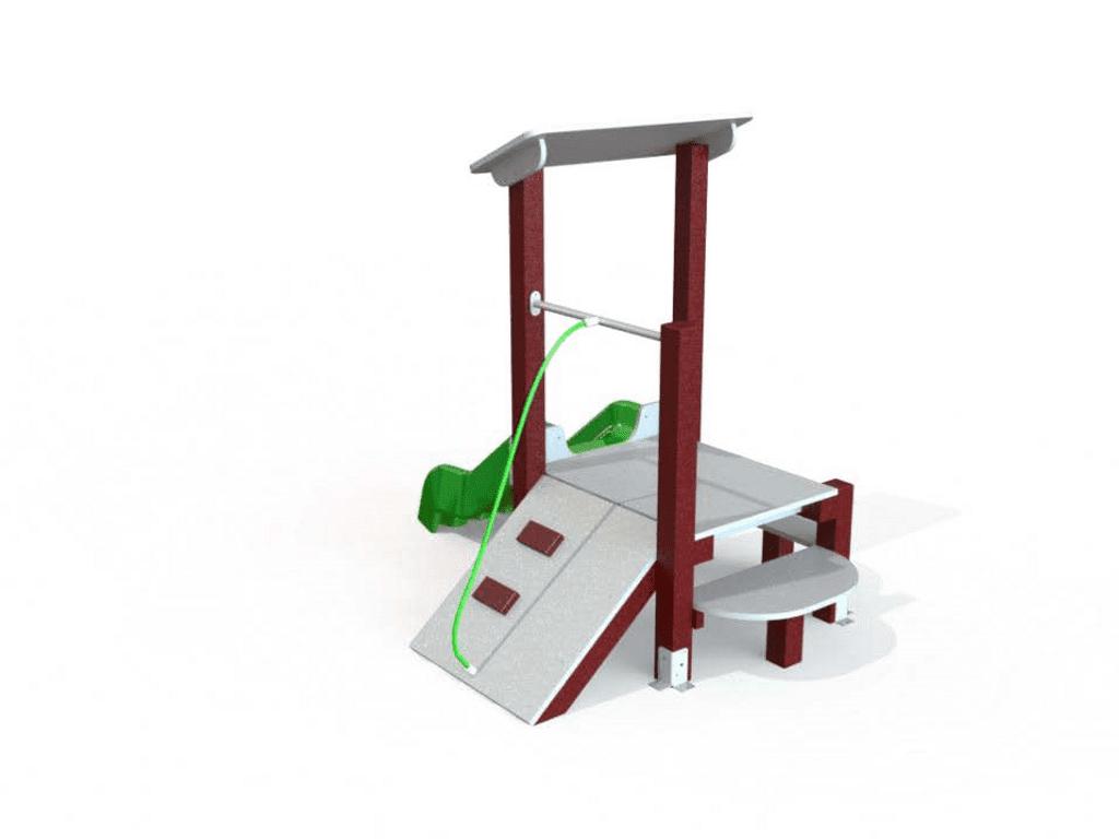 Estructura Hagina Material Reciclat