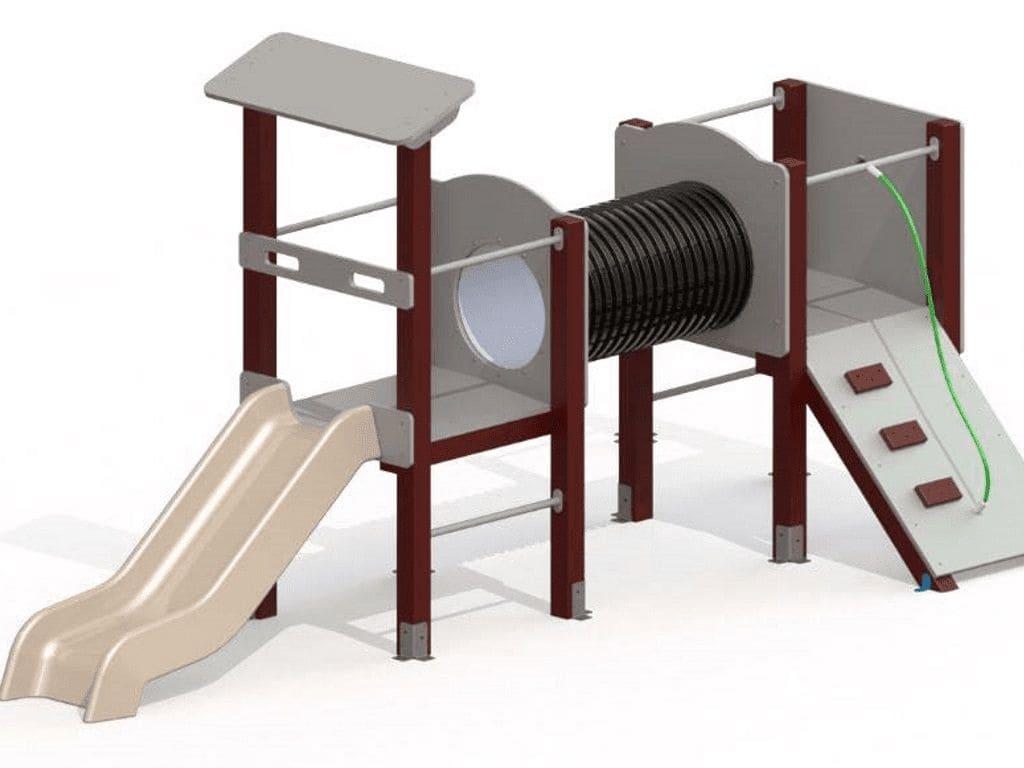 Estructura Lizarra Material Reciclat