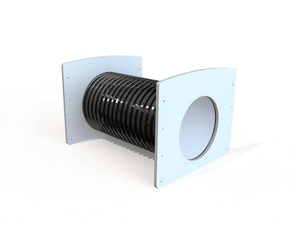 Túnel Argia Material Reciclat