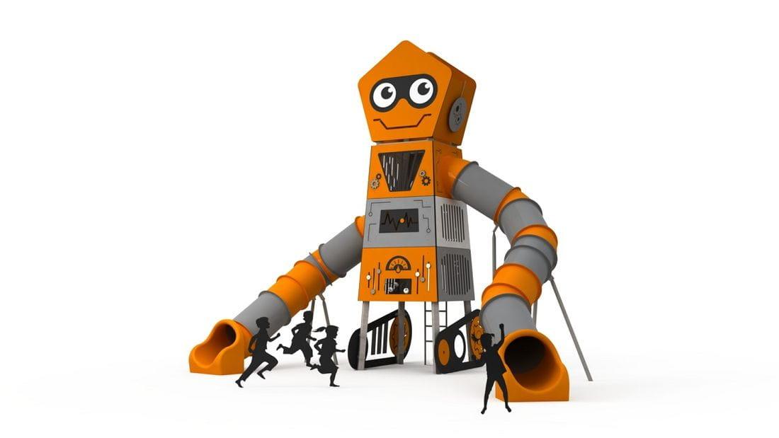 Estructura robot gegant