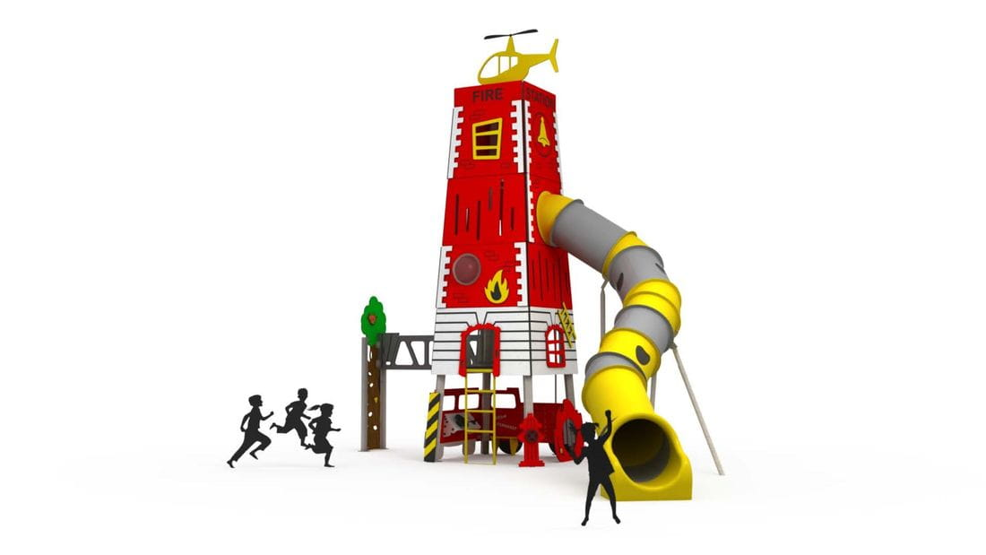 Estructura Firehouse Gegant