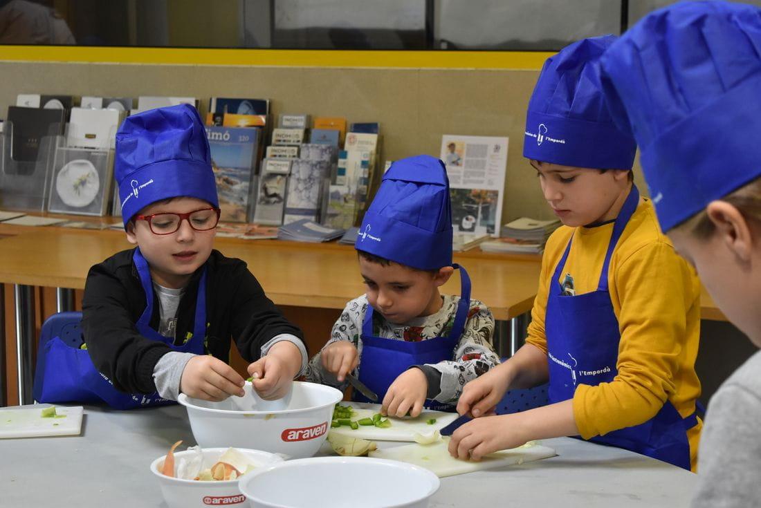 taller estiu aula gastronòmica