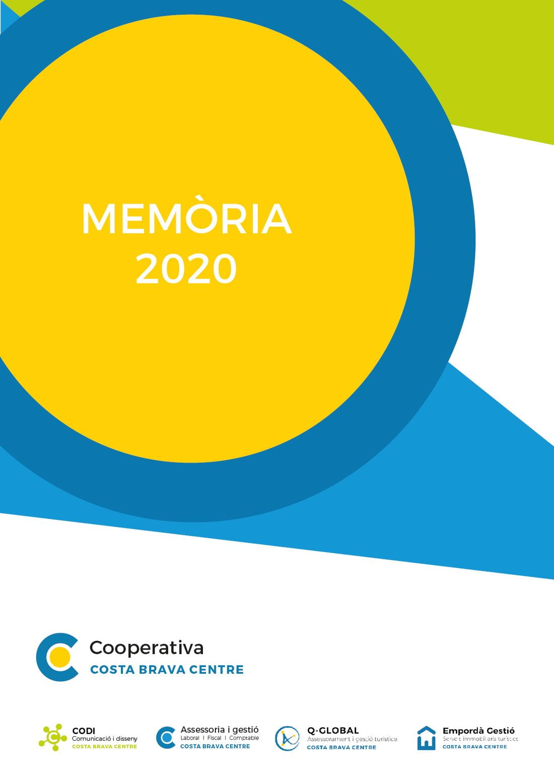 memoria 2020 costa brava centre