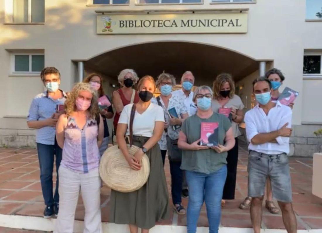 Visita Mar Bosch Club de Lectura