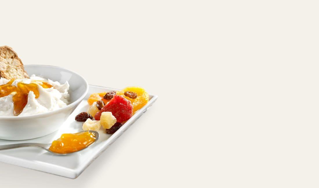 El recuit és un producte que combina a la perfecció amb tota classe de gustos i d'aromes. És molt apreciat com a postres, tot sol o acompanyat de sucre, mel, melmelada, fruites, xocolata o codonyat.