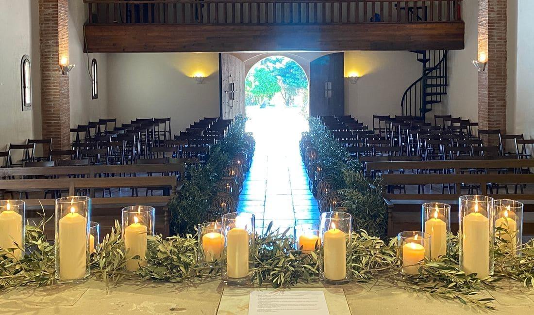 Ermita para la celebración de bodas religiosas o un perfecto plan b para vuestra ceremonia