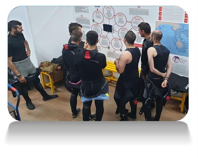 Briefing pre inmersión