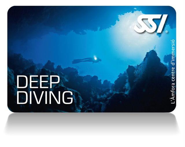 Curso Deep Diver en Tossa de Mar, Costa Brava