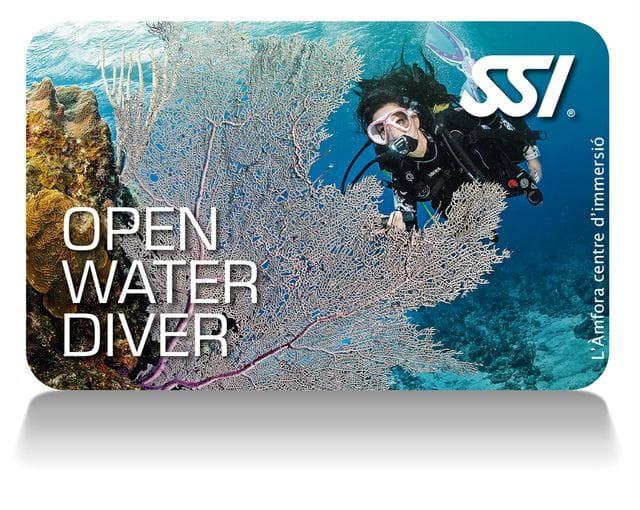 Curso Open Water Diver en Tossa de Mar, Costa Brava