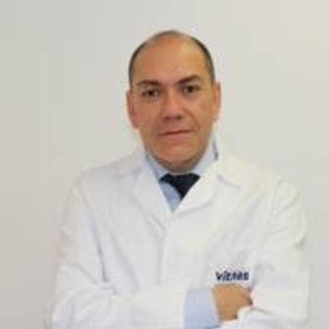Dr. Javier Garcia Septiem, Coloproctologia Coordinator, General Surgery Service H. Princess Madrid