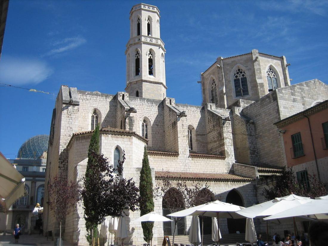 Església de Sant Pere - Imatge de Turisme Figueres