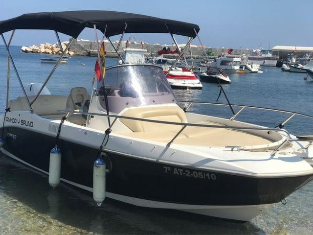 Sessa Key Largo 20 - Licence de navigation