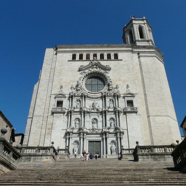Girona cathedral_apartamentosbanyoles