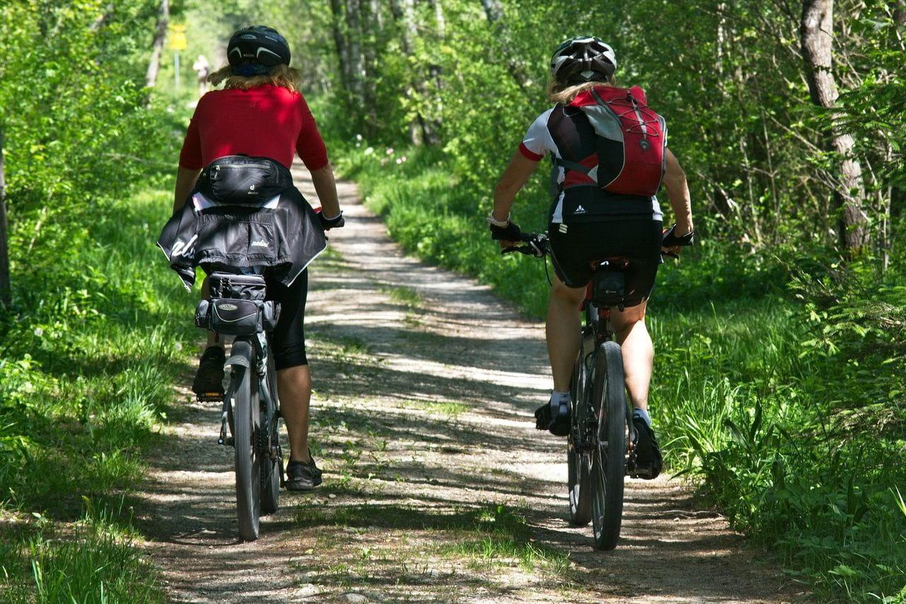 Mountain biking_Banyoles_apartamentosbanyoles