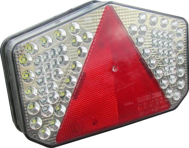 Piloto con LEDs