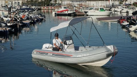 Lloguer Selva Marine 470 sense titulació