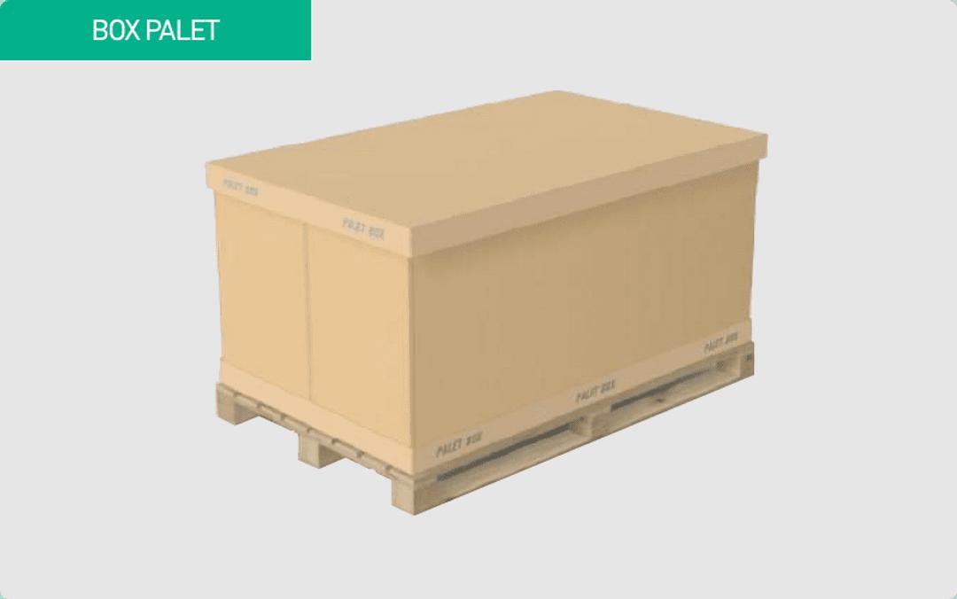 BOX PALET