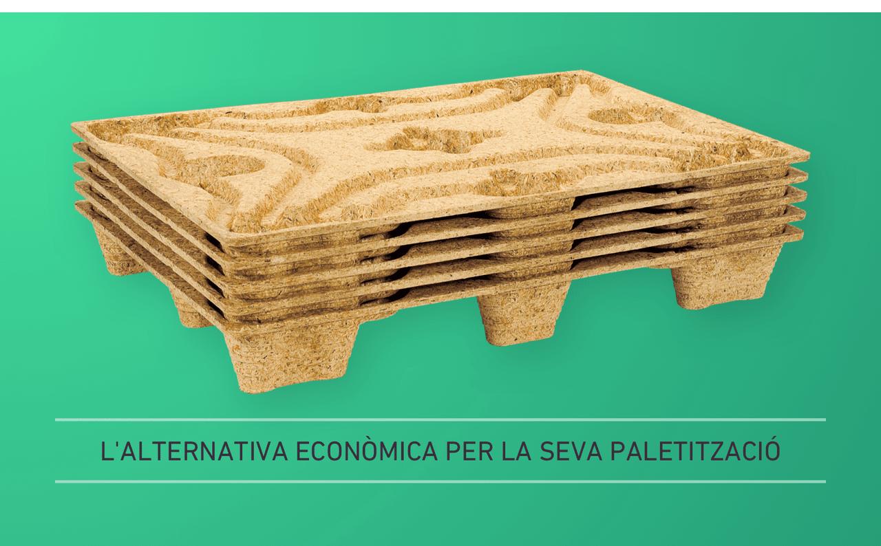 L'ALTERNATIVA ECONÒMICA PER LA SEVA PALETITZACIÓ