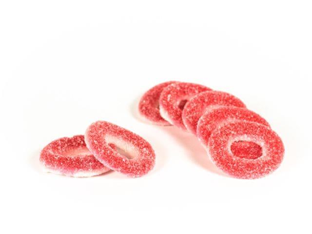 Aros Fresa Azúcar 1 Kg Burmar