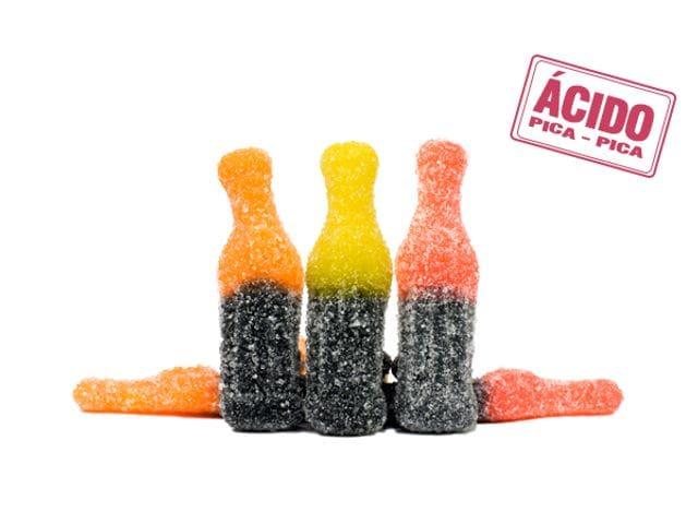 Botella Refresco Acido Azúcar 1 Kg Burmar