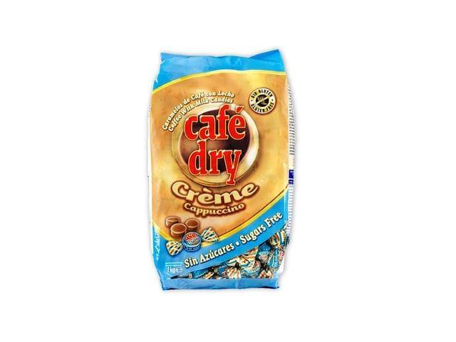 Café Creme Sin Azúcar 1 Kg Intervan