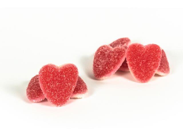 Corazón De Luxe Azúcar 1 Kg Burmar