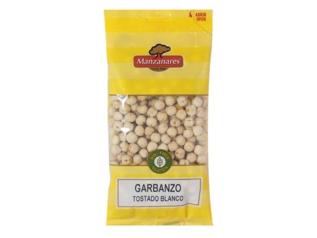 Garbanzo Tostado Blanco 125 Gr Manzanares