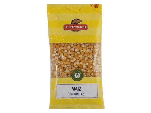 Maiz De Palomitas 175 Gr Manzanares