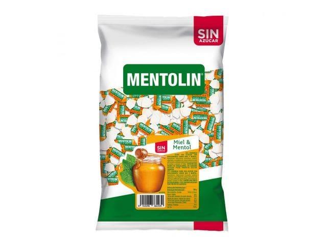 Miel y Mentol Sin Azúcar 1 Kg Mentolin