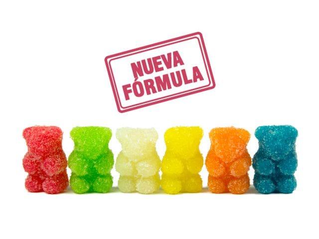Ositos Azúcar 1 Kg Burmar