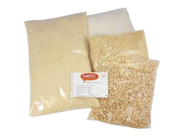Pack ingredientes Panellets