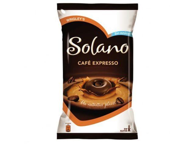 Café Expresso Sin Azúcar 1 Kg Solano