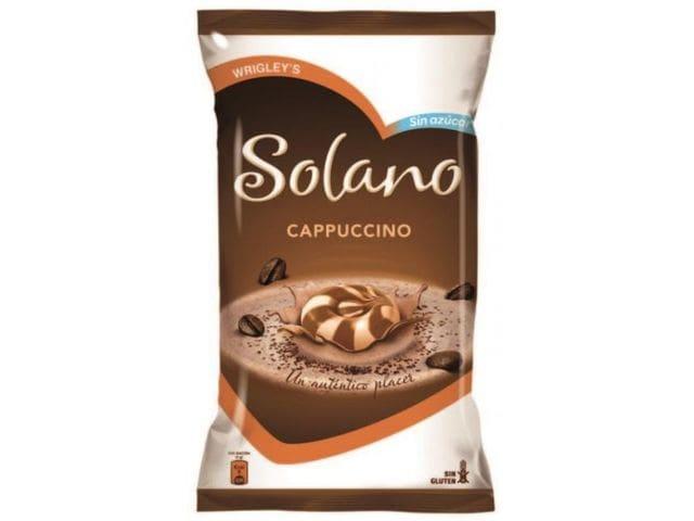 Capuccino Sin Azúcar 1 Kg Solano