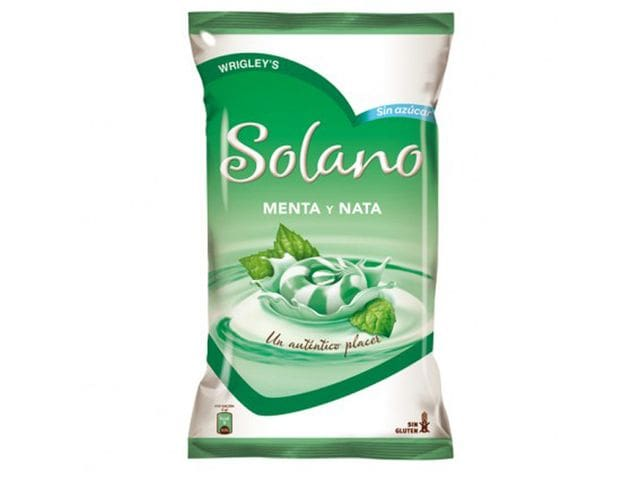 Menta Nata Sin Azúcar 1 Kg Solano