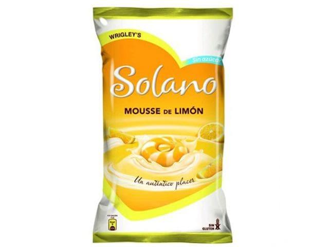 Mousse Limón Sin Azúcar 1 Kg Solano