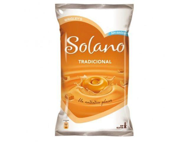 Corazón De Solano Sin Azúcar 1 Kg Solano