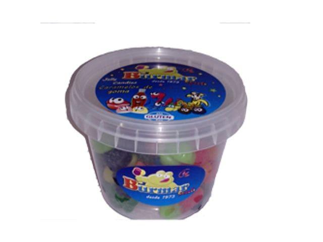 Tarrina gominolas Mixto Azúcar Brillo 30 Gr Burmar