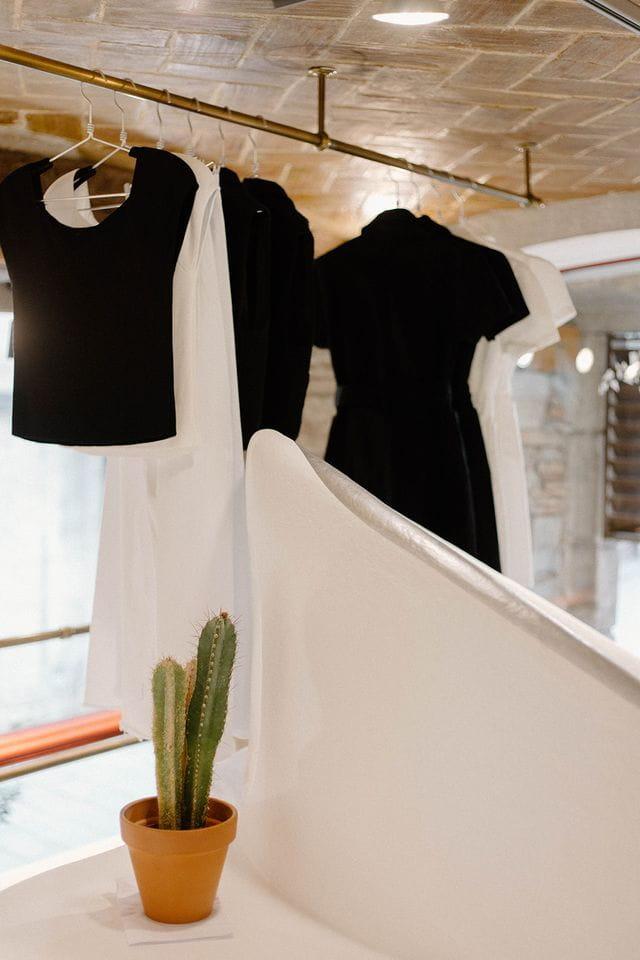 La colección black&white.