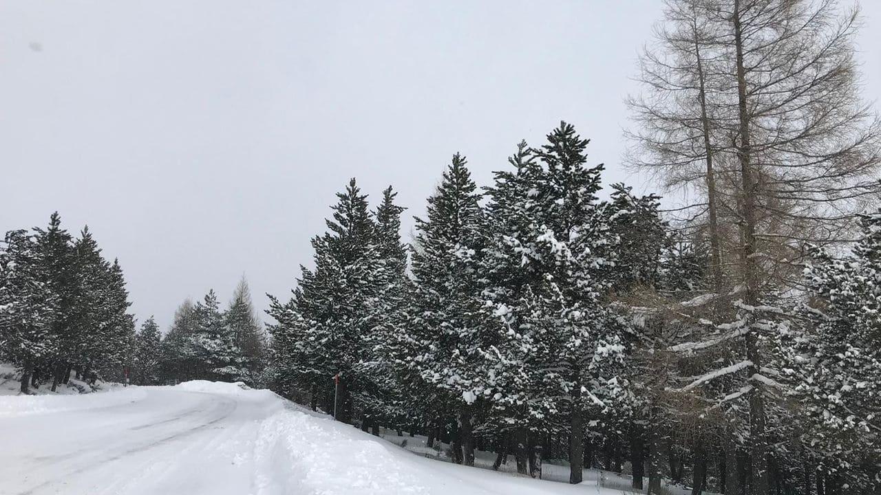 Ruta de invierno para disfrutar de la naturaleza con Orion Adventure y las tiendas de techo Thule Tepui.
