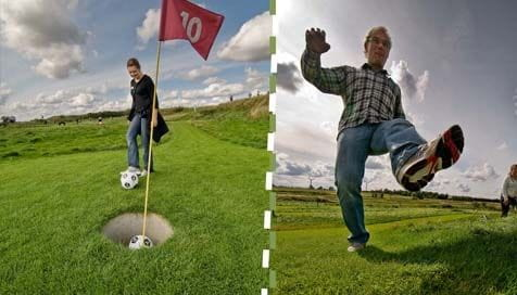 Futbol Golf CAtalunya