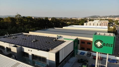 Fotovoltaica autoconsum Girona