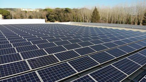 Fotovoltaica autoconsum Bonmatí