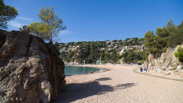 Playa de Canyelles