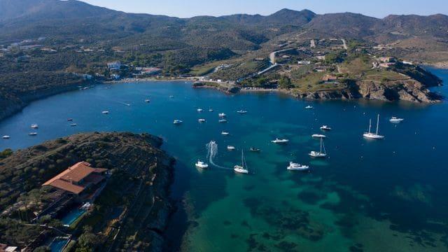 Bucht von Portlligat