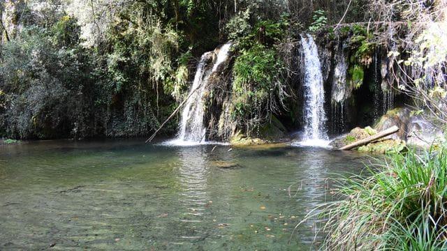 Pozas Río Brugent