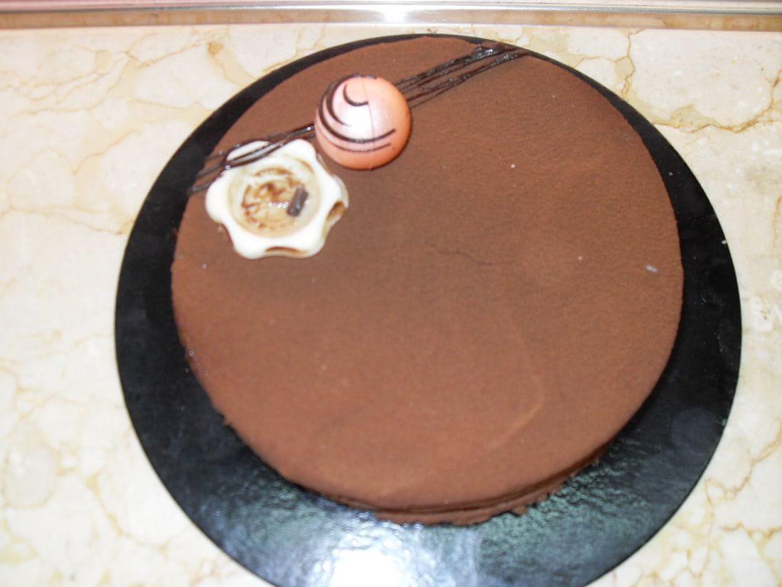 Mousse Vainilla i Xocolata